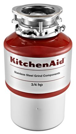 KitchenAid KCDI075B Stainless Steel Grind Components