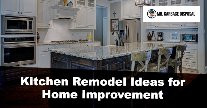 Kitchen Remodel Ideas for Home Improvement