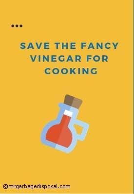 fancy vinegar for cooking