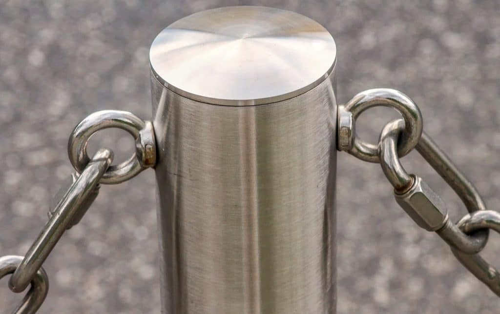 post stainless steel